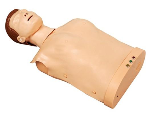 高级电子半身心肺复苏训练模拟人