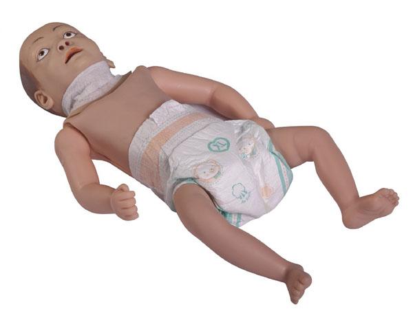 高级儿童气管切开护理模型