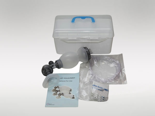 婴儿硅胶人工复苏器