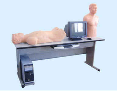 智能化心肺检查、腹部检查综合训练实验系统-学生机