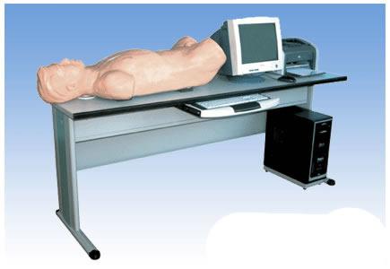 智能化腹部检查综合训练实验室系统-教师机