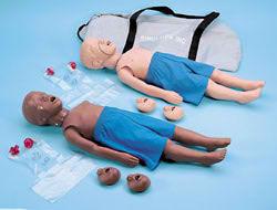 3岁儿童CPR模型人