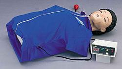 半身CPR模型人 电子监测指示灯
