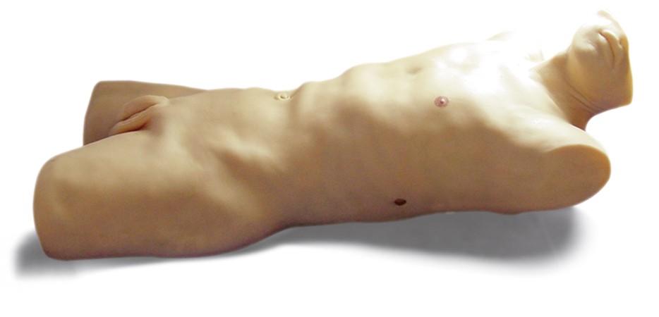肝脓肿穿刺与(重症患者半卧位)胸腔穿刺电子标准化病人