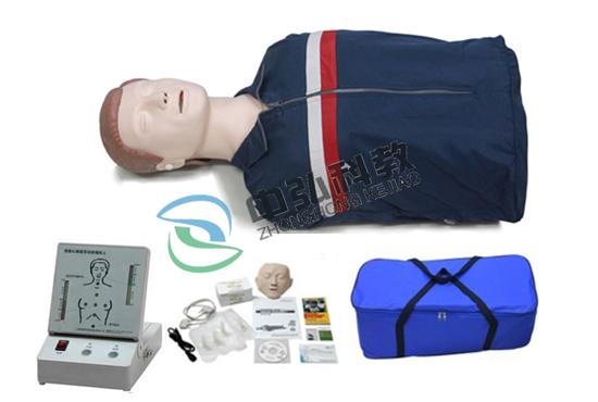 高级半身心肺复苏训练模拟人