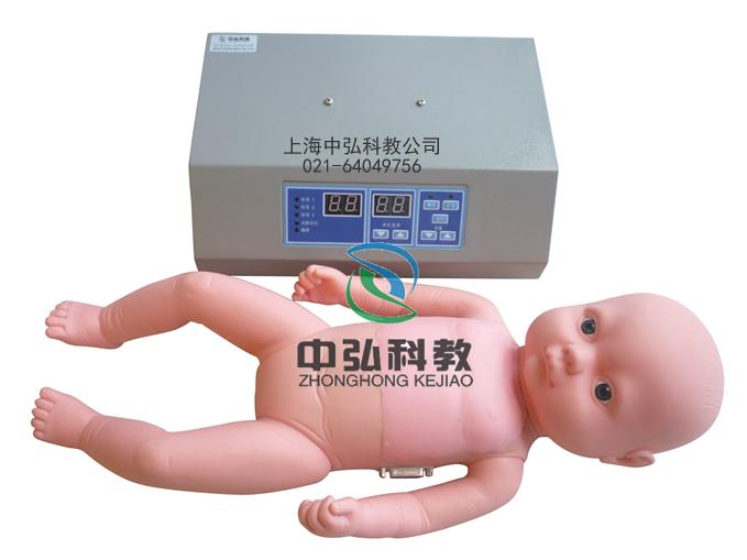 婴儿心肺听诊微电脑模拟人