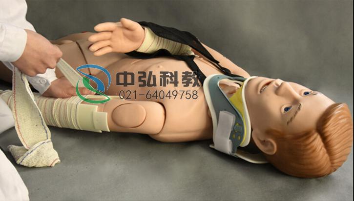 闭合式四肢骨折固定训练模型
