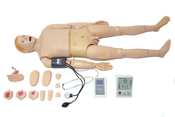 高智能综合护理人(CPR与血压测量)
